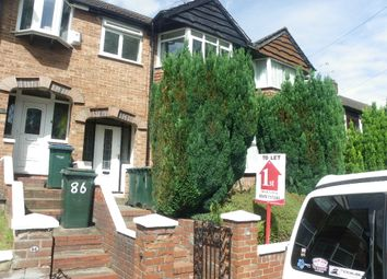 Thumbnail 3 bedroom terraced house to rent in Allesley Old Road, Coventry