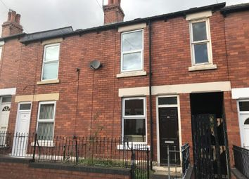Thumbnail 2 bed terraced house for sale in Oversley Street, Tinsley, Sheffield