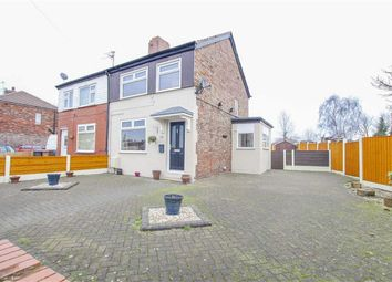 Thumbnail 3 bedroom semi-detached house for sale in Laurel Drive, Little Hulton, Manchester
