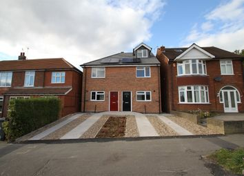 Thumbnail 3 bedroom semi-detached house for sale in Nursery Road, Leicester