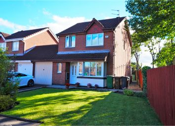 Thumbnail 3 bed link-detached house for sale in Moorbridge Close, Bootle