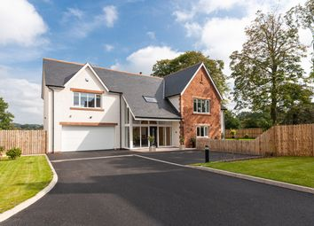 Thumbnail 4 bed detached house for sale in 4 Clover Meadows, Heads Nook, Brampton, Cumbria