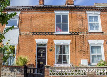 Thumbnail 3 bedroom terraced house for sale in Waddington Street, Norwich