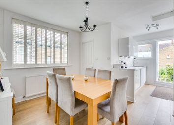Thumbnail 4 bed maisonette for sale in Cowley Road, East Sheen, London