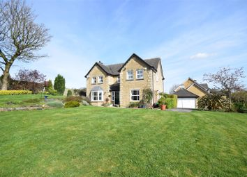 Thumbnail 4 bed detached house for sale in Chandlers, 38 Wood End Close, Skircoat Green