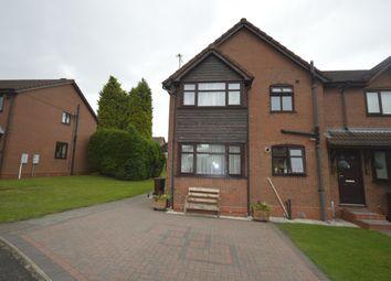 Thumbnail 2 bedroom terraced house for sale in Carshalton Grove, Wolverhampton