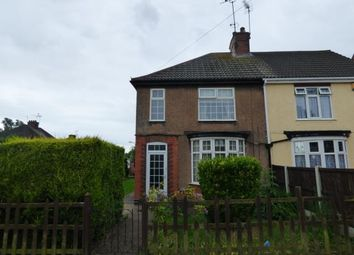 Thumbnail 3 bed semi-detached house for sale in Herne Street, Sutton-In-Ashfield
