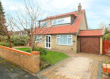 Thumbnail 3 bedroom detached house for sale in The Bourne, Fleet