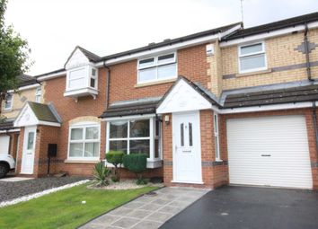Thumbnail 3 bed town house for sale in Celandine Road, Hamilton, Leicester