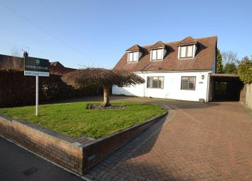 Thumbnail 4 bedroom detached house for sale in Hare Street Road, Buntingford