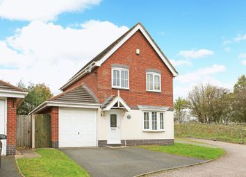 Thumbnail 3 bed detached house for sale in Bluebell Coppice, Red Lake, Ketley Telford
