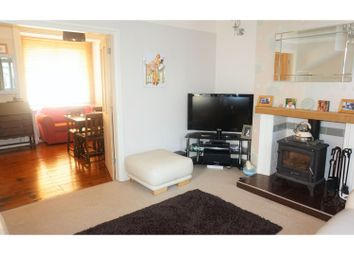 Thumbnail 2 bed end terrace house for sale in Youngs Row, Sutton Bridge, Near Spalding