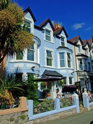 Thumbnail 12 bed town house for sale in Arvon Avenue, Llandudno, Conwy