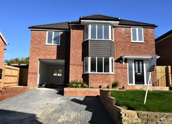Thumbnail 4 bed detached house for sale in Kings Lane, Harwell, Didcot