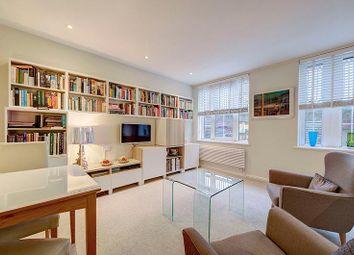 Thumbnail 1 bedroom flat for sale in Regency Street, Westminster