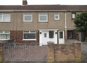 Thumbnail 3 bed terraced house for sale in St. Kitts Place, Port Talbot, Neath Port Talbot.