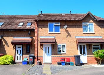 Thumbnail 2 bed terraced house for sale in Marseilles Close, Northampton