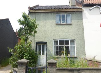 Thumbnail 2 bed semi-detached house for sale in Cherry Tree Cottage, The Street, Long Stratton, Norwich, Norfolk