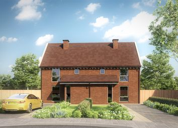 Thumbnail 2 bed semi-detached house for sale in Archers View, Erpingham, Norwich