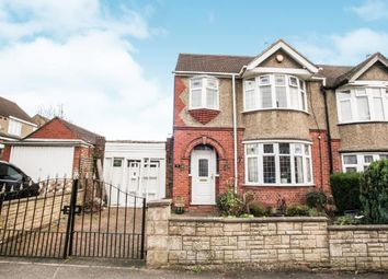 Thumbnail 3 bedroom semi-detached house for sale in Cranleigh Gardens, Luton, Bedfordshire