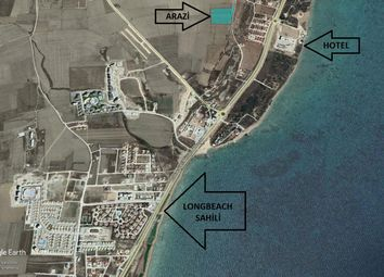 Thumbnail Land for sale in Longbeach, Iskele, Northern Cyprus