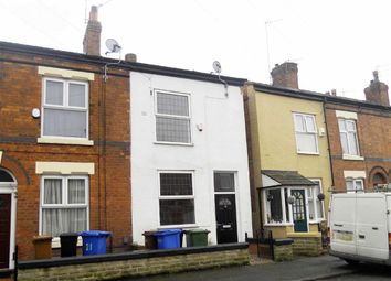 Thumbnail 2 bedroom end terrace house for sale in Dundonald Street, Heaviley, Stockport