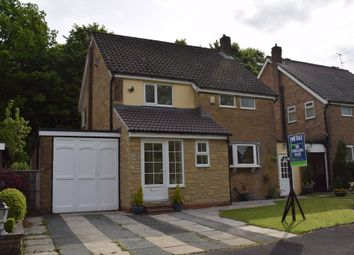 Thumbnail 3 bed detached house for sale in Bankcroft Close, Padiham, Burnley