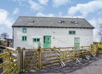 Thumbnail 3 bed detached house for sale in Clocaenog, Ruthin