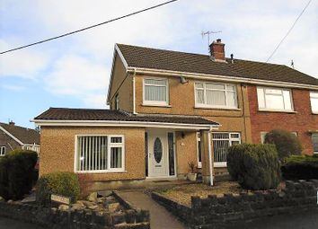 4 bed semi-detached house for sale in Brynmorlais, Bryn, Llanelli SA14