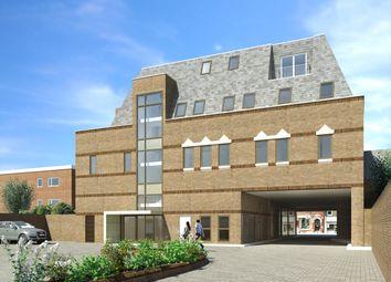 Thumbnail 1 bed flat to rent in Alexandra Court, St Leonards Road, Windsor, Berkshire