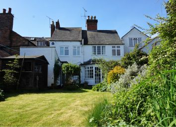 Thumbnail 4 bed semi-detached house for sale in Main Street, Leicester