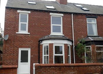 Thumbnail 4 bedroom end terrace house for sale in Bishopthorpe Road, York