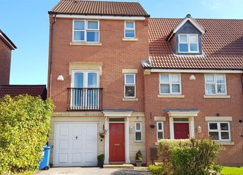 Thumbnail 3 bed terraced house for sale in Crystal Close, Mickleover, Derby