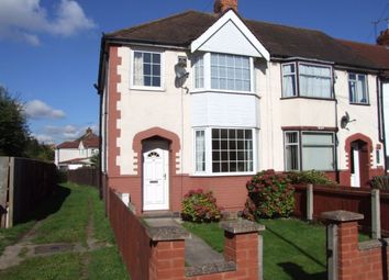 Thumbnail 3 bed end terrace house to rent in John Grace Street, Cheylesmore, Coventry, West Midlands