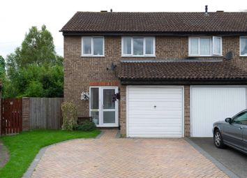 Thumbnail 3 bed property for sale in Anson Place, Eaton Socon, St. Neots, Cambridgeshire