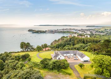 Thumbnail 5 bed detached house for sale in Clovers, North Cliffe, Tenby, Pembrokeshire
