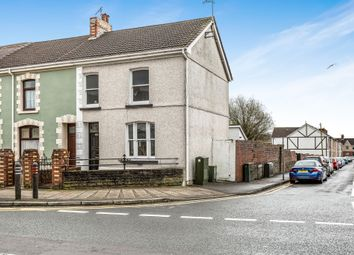 Thumbnail 4 bed end terrace house for sale in Alexandra Road, Gorseinon, Swansea