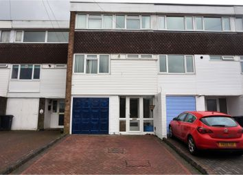 Thumbnail 4 bed town house for sale in High Farm Road, Halesowen