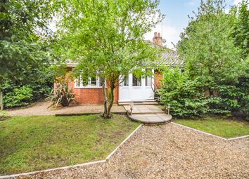 Thumbnail 3 bed detached bungalow for sale in Cromer Road, High Kelling, Holt