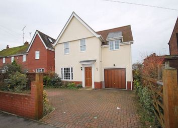 Thumbnail 4 bed detached house to rent in Forge Street, Dedham, Colchester, Essex
