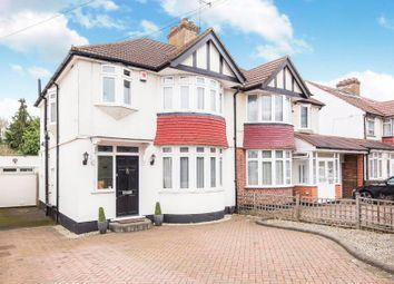 Thumbnail 3 bedroom semi-detached house to rent in Pinner Road, Northwood