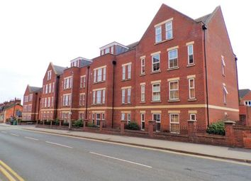 Thumbnail 2 bed flat for sale in Edna Bowley Court, Market Harborough, Leicestershire