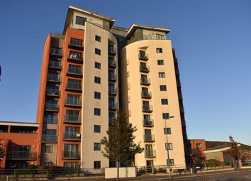 Thumbnail 2 bed flat for sale in South Quay, Kings Road, Marina
