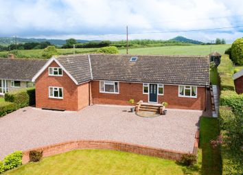 Thumbnail 4 bed bungalow for sale in Stunning 4 Bedroom Dorma Bungalow Conversion, Kings Pyon, Hereford