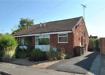 Thumbnail 3 bed semi-detached bungalow for sale in Canterbury Leys, Tewkesbury, Gloucestershire