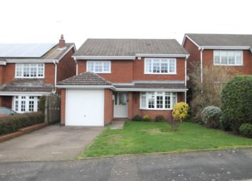 Thumbnail 4 bed detached house to rent in Andrew Close, Stoke Golding, Nuneaton