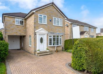 Thumbnail 4 bed detached house for sale in Otterwood Bank, Wetherby, West Yorkshire