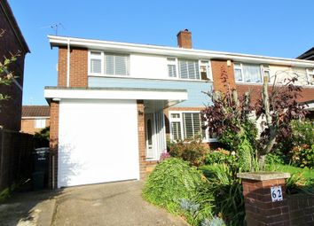Thumbnail 5 bed semi-detached house for sale in Queens Road, St. Thomas, Exeter