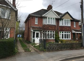 Thumbnail 3 bed semi-detached house for sale in Alma Road, Romsey