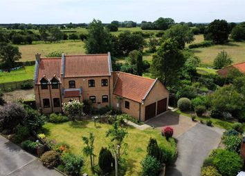 Thumbnail 4 bed detached house for sale in Abbotts Gardens, Cawood, Selby